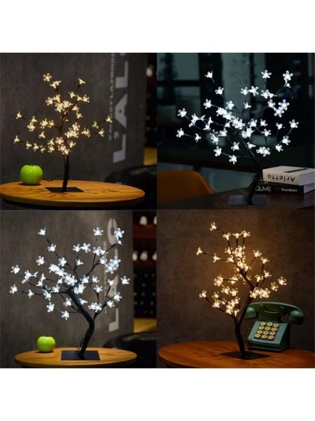 Декоративный светильник дерево сакуры (45 см)