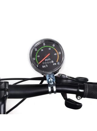 Механический спидометр для велосипеда