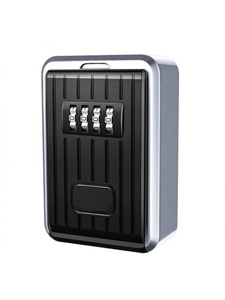 Алюминиевый бокс с кодовым замком для хранения ключей