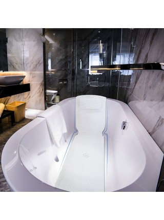 Коврик для ванной с подушкой (125 x 36 см)