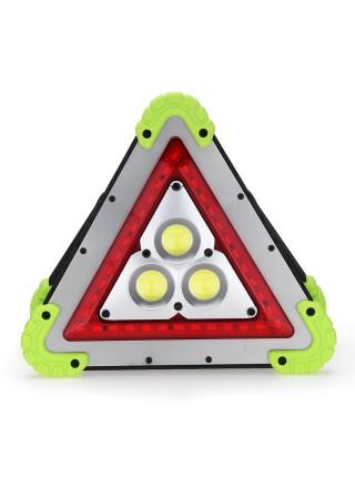 Прожектор-треугольник аварийного освещения