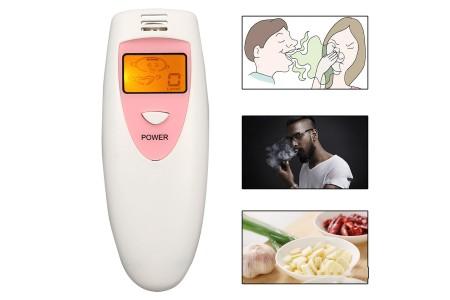 Тестер для проверки запаха изо рта