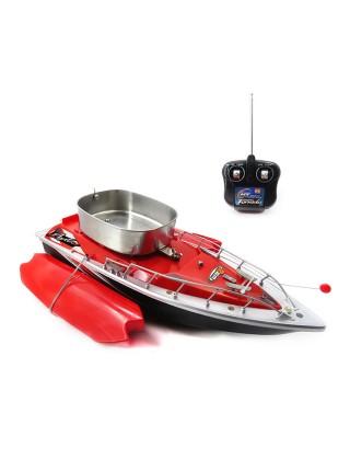 Радиоуправляемый катер для прикормки рыбы