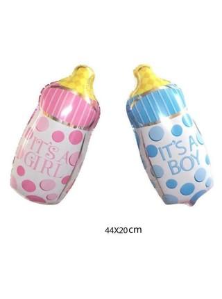 Надувное украшение из фольги для новорожденных (5 шт.)