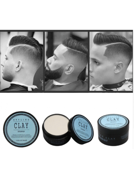 Глина для укладки волос CLAY (100 мл)