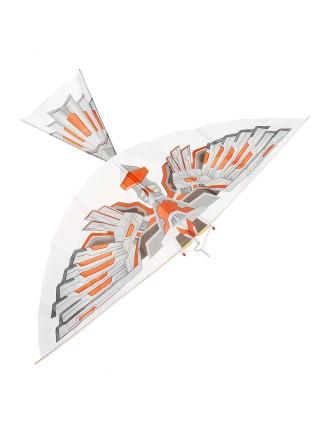 Механическая летающая модель птицы