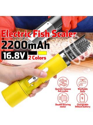 Электрическая чистилка для рыбы 16.8V 2200mAh