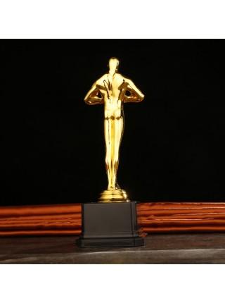 Статуэтка Оскар на подставке