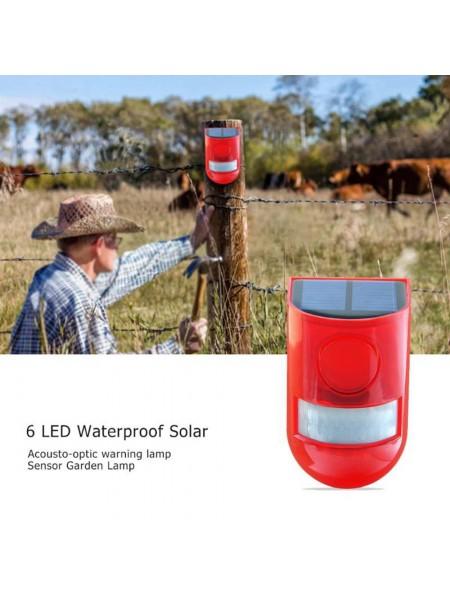 Сигнализация на солнечной батарее для дачи