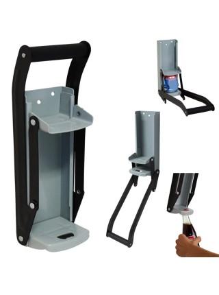 Пресс для алюминиевых банок с открывалкой
