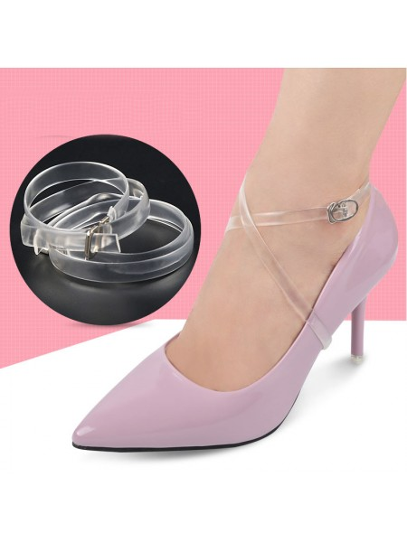 Съемные ремешки для женских туфель