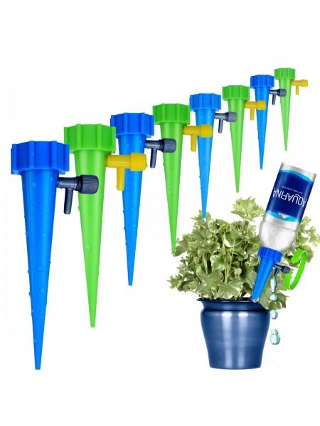 Пластиковые конусы для автоматического полива растений 12 шт.