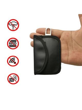 Противоугонный экранирующий чехол для автомобильного ключа