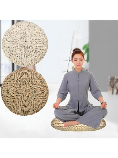 Круглый коврик для медитации и йоги