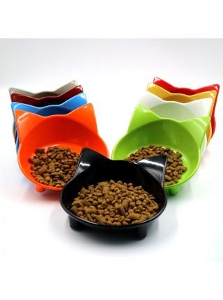 Кошачья миска для корма