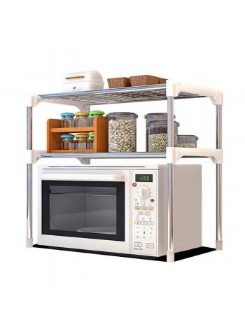 Настольный органайзер полка для микроволновой печи и кухни