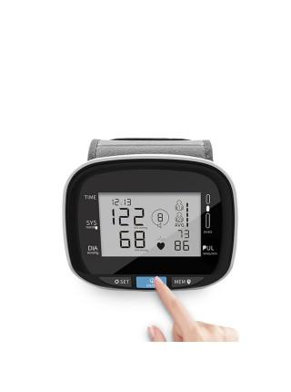 Портативный цифровой тонометр для измерения артериального давления на запястье