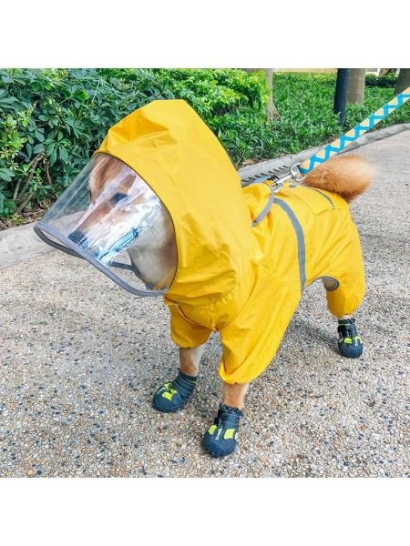 Дождевик костюм одежда для собак
