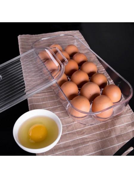 Пищевой контейнер бокс для хранения яиц