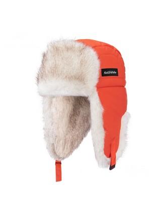 Ветрозащитная зимняя шапка ушанка Naturehike