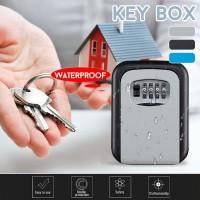 Настенный бокс с кодовым замком для ключей Key Box