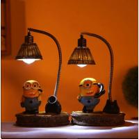 Настольный ночник светильник миньоны