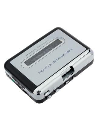 Кассетный MP3 плеер с функцией оцифровки аудиокассет