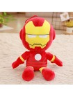 Плюшевые куклы игрушки супергероев мстители