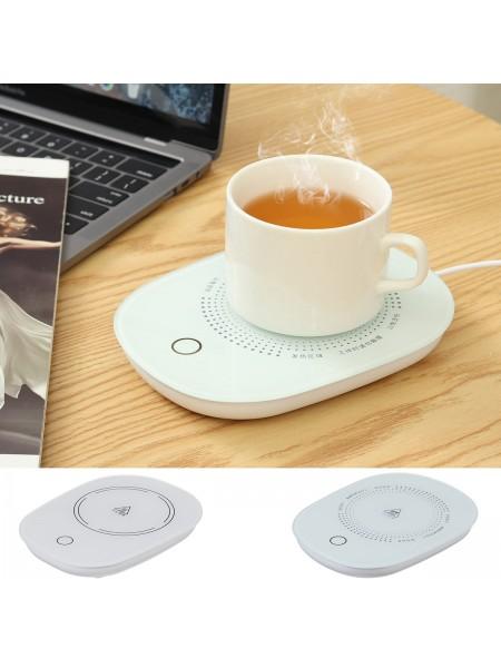 Интеллектуальная подставка для чашки с USB подогревом