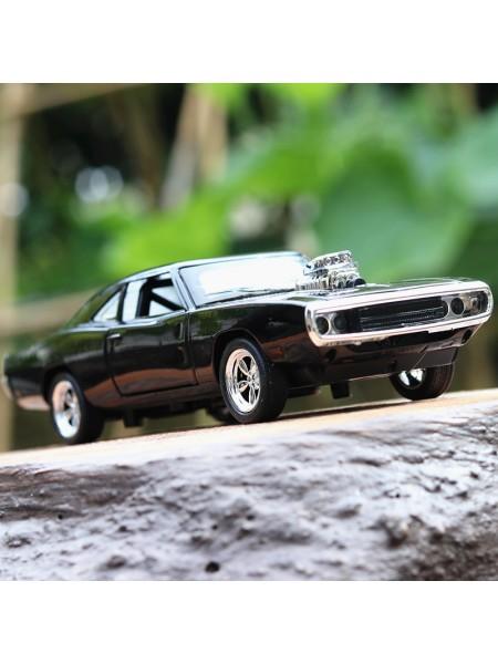 Модель автомобиля Dodge Charger 1970 года с фильма «Форсаж»