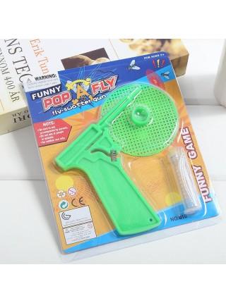 Пистолет мухобойка для устранения летающих вредителей