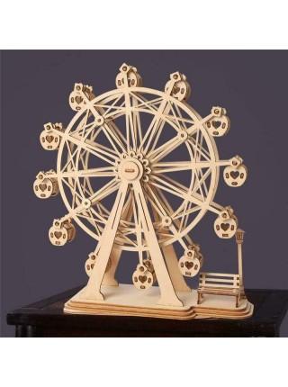 Сборная деревянная DIY модель колесо обозрения