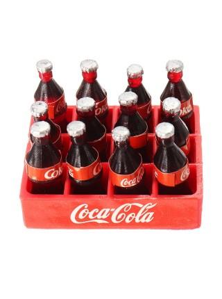 Игрушечная модель ящик Coca-Cola