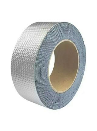 Алюминиевая самоклеющаяся монтажная лента скотч