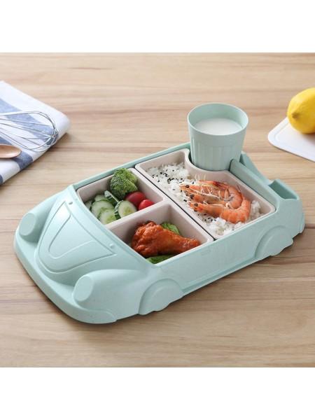 Автомобильный детский набор посуды