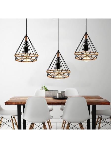 Творческий подвесной ретро светильник