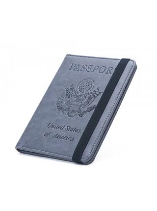 Бумажник кошелек с RFID-защитой