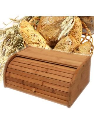 Деревянная бамбуковая хлебница