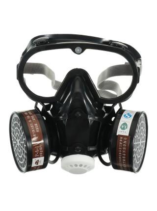 Пыленепроницаемая защитная маска респиратор