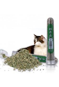 Натуральная мята для кошек