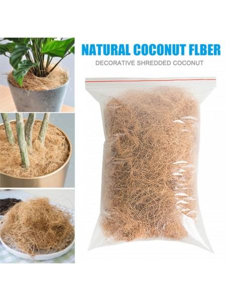 Натуральное кокосовое волокно для комнатных цветов