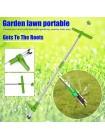 Садовый инструмент твистер для удаления сорняков