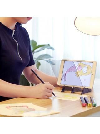 Проекционная оптическая доска для рисования