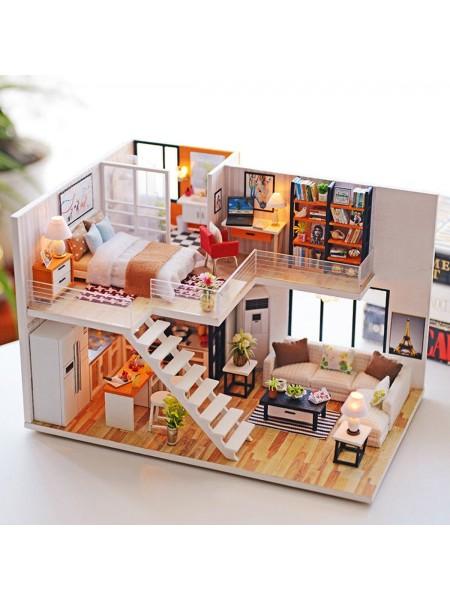 Миниатюрный набор кукольный домик