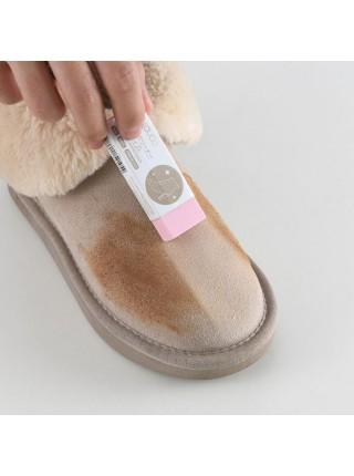Профессиональный ластик очиститель для обуви