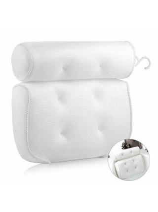 Подушка для головы и шеи в ванную