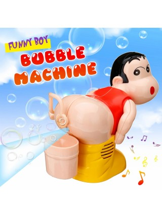 Автоматическая машина для мыльных пузырьков