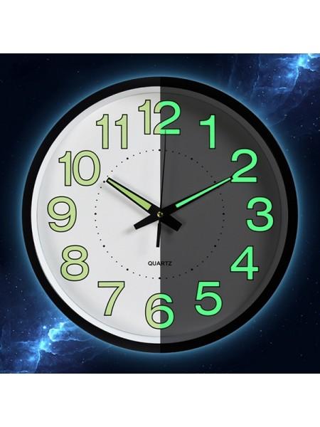 Светящиеся люминесцентные часы