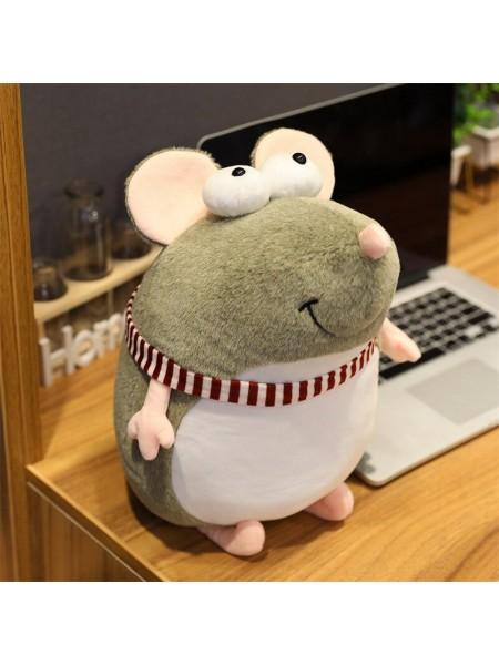 Мягкая плюшевая мышка Kawaii Mouse