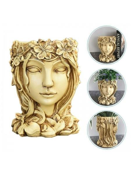 Цветочный горшок Богиня для суккулентов